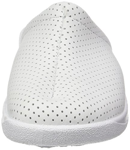 Rondinaud - Sharon-a00626-1, Zoccoli Donna Bianco (Blanc)