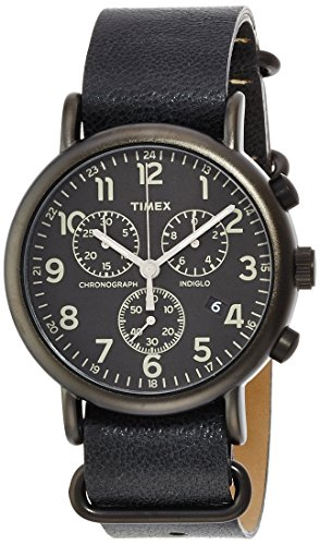 Timex Weekender Tw2P62200 Orologio da Polso Unisex