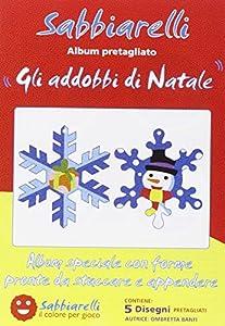 Sabbiarelli Decoraciones del álbum La Navidad