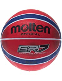 Molten Basket Bgrx7Rb 5406600Herren Ballone Basket rot