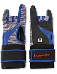 Brunswick Power XXX Handschuh rechts, Unisex Erwachsene, schwarz, XL
