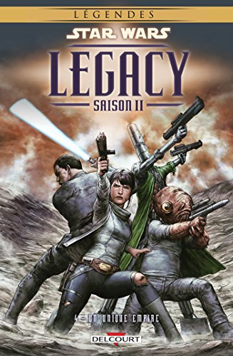 Star Wars - Legacy Saison II T4 - Un unique Empire