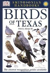 Birds of Texas (Smithsonian Handbooks)