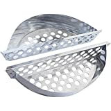 Cook > it® 90049 Carbón vegetal Cestas Char-Broil Basket Juego de 2