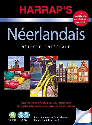 Harrap's méthode intégrale néerlandais 2 CD + livre par Collectif
