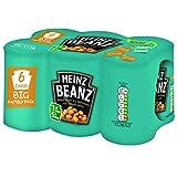 Heinz Baked Beanz - 6 Paquetes de 415 gr - Total: 2490 gr