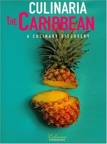 Culinaria the Caribbean: A Culinary Discovery by Rosemary Parkinson (1999) Hardcover