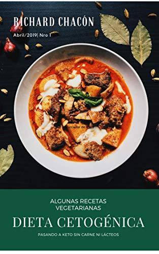 Recetas dieta cetogenica vegetariana