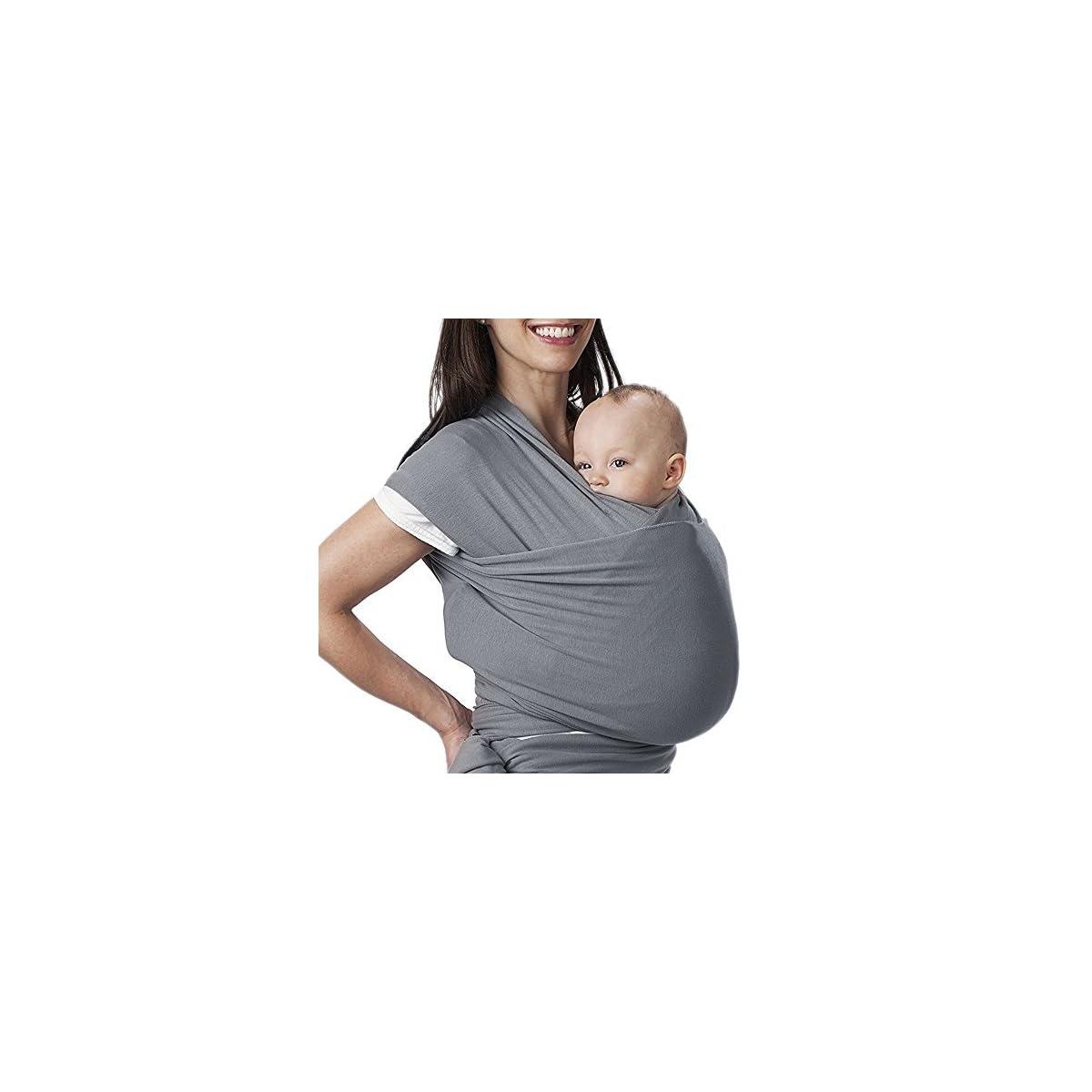 51FrXseOzHL. SS1200  - Lictin Fular Portabebés Elástico Portador de Bebé ;Pañuelo de algodón;Unisex;Para padres