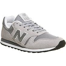 Zapatillas de hombre de New Balance, color gris, talla 38.5