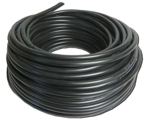 Preisvergleich Produktbild Erdkabel NYY-J 3x1,5mm² (50m Ring) - zur Verlegung im Freien, Erdreich