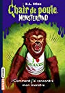 Monsterland, tome 3 : Comment j'ai rencontré mon monstre par Stine