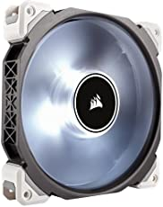 Corsair ML140 Pro LED, White, 140mm Premium Magnetic Levitation Cooling Fan CO-9050046-WW