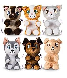 IMC Toys-Club Petz Cachorros solleticosi, Color Surtido, 96752im3