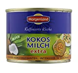 (1 â'¬/100ml) Morgenland BIO Leche de coco extra 200ml