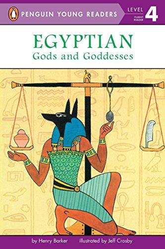 Egyptian Gods & Goddesses (Penguin Young Readers. Level 4) por Henry Barker
