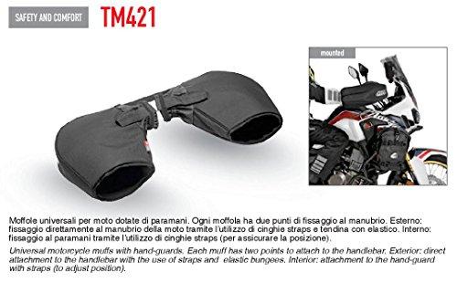 Moffole universali per moto dotate di paramani GIVI TM421