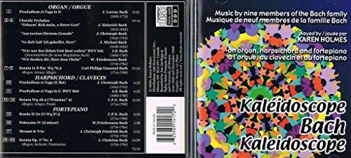 Bach-Kaleidoscope