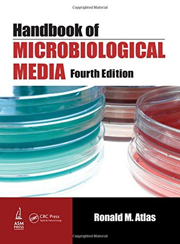 Handbook of Microbiological Media, Fourth Edition by Ronald M. Atlas (2010-03-17) par Ronald M. Atlas