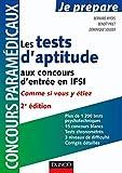 Image de Les tests d'aptitude aux concours d'entrée en IFSI : Comme si vous y