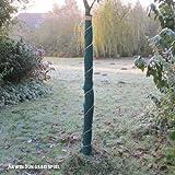 Videx-Winterschutzmatte Jute-Filz, reine Jutefaser, grün, 50 x 150cm, ca. 4mm stark