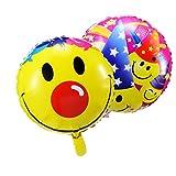 33 Stück Emoji Party Luft... Ansicht