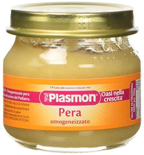 Plasmon Omogeneizzato di Frutta di Pera - 12 vasetti usato  Spedito ovunque in Italia