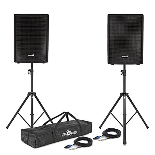 SubZero pacchetto PA da 300W speaker da 10