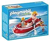 Playmobil Vacaciones - Nadadores con balsa (5439)