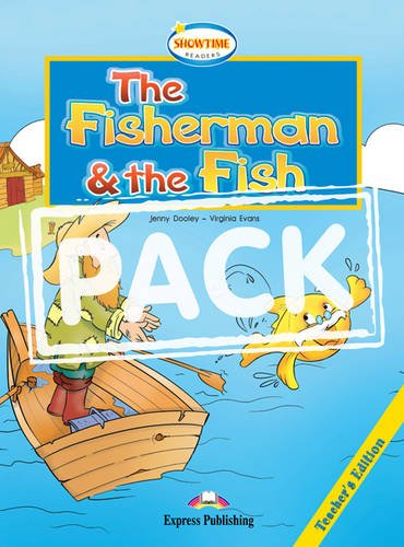 fisherman & the fish. Teacher's pack. Con CD Audio. Con DVD. Per la Scuola media: 2