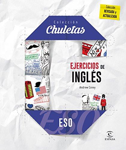 Portada del libro Ejercicios de inglés para la ESO