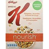 Kellogg's Special K Céréale Nourish Noix/Graines 4 Paquet 330 g - Lot de 4