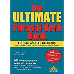 Ultimate Phrasal Verb Book, The (Barron's Foreign Language Guides) (English Edition)