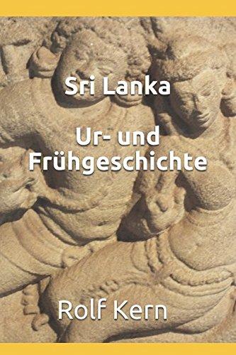 Sri Lanka - Ur- und Frühgeschichte