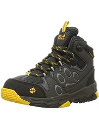 Jack Wolfskin Mtn Attack 2 Texapore Mid K, Chaussures de Randonnée Hautes Mixte Enfant