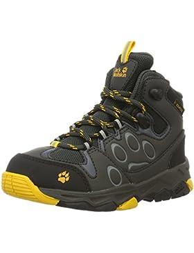Jack Wolfskin Unisex-Kinder Mtn Attack 2 Texapore Mid K Wasserdicht Trekking-& Wanderstiefel