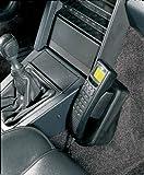 KUDA 080030 Negro - Soporte (Teléfono móvil/smartphone, Coche, Negro, Cuero, Alfa Romeo 164 (87 - 97))
