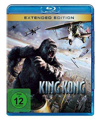 King Kong (Extended Edition) [Blu-ray] (Kong King)