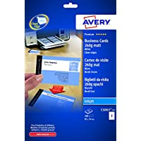 Avery C32015-25 Quick&Clean Biglietti Visita