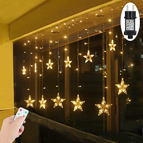 LED-Lichtervorhang * 3m