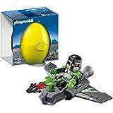 Playmobil Huevos - Espía gánster con planeador (5281)