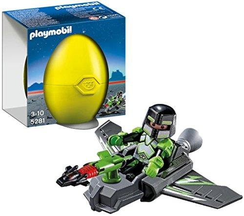 PLAYMOBIL Huevos - Espía gánster Planeador 5281