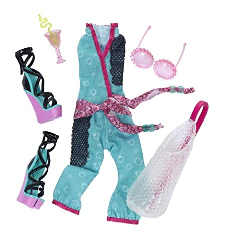 Monster High - X3664 - Accessoire - Uniforme - Lagoona Blue