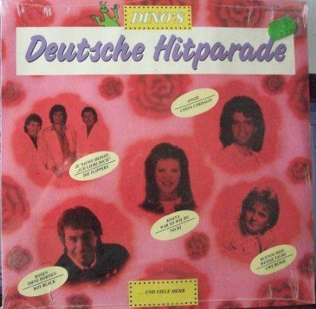 Drew Jersey (Flippers, Roy Black, Mel Jersey, Gloria, Jürgen Drews.. / Vinyl record [Vinyl-LP])