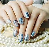 GBDSD Sch�nheit Zubeh�r Nail Art Wasser Transfer Aufkleber Aufkleber Kreative Geschenkideen , F Bild