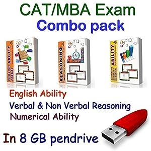 Edutree -CAT / MBA Exam combo pack