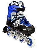 Klapp 16-N4XK-UNTE Inline Skates, Adult Medium