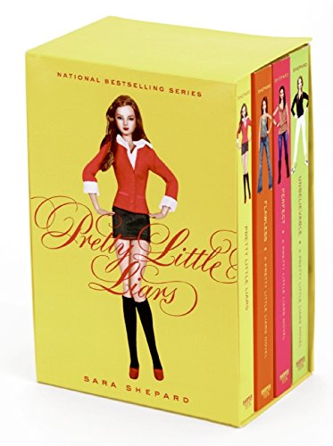 Pretty Little Liars Box Set por Sara Shepard
