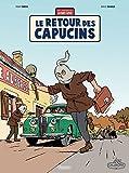 Une aventure de Jacques Gipar T2 - Le retour des capucins