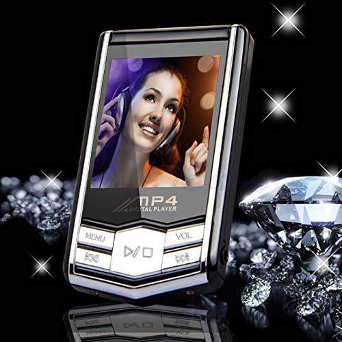 Black Diamond Mp4 Non-Destructive Music Player Mini Portable 1.8-Screen FM RadioBlack 32Gb